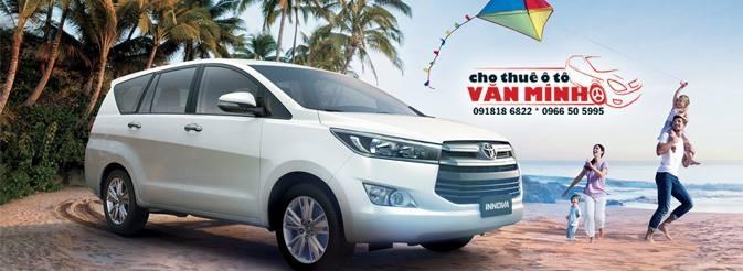 Cho thuê ô tô Văn Minh- an toàn trên từng chuyến đi