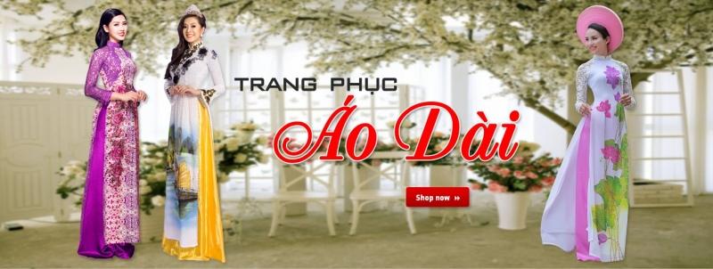 Cho thuê trang phục - Nguyễn Phi Long