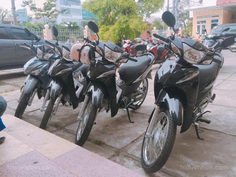 Dịch vụ cho thuê xe máy du lịch tại Quy Nhơn