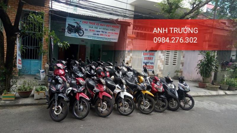 Cho thuê xe máy Quy Nhơn