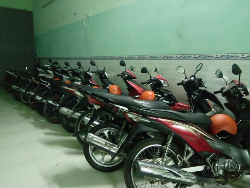 Cho Thuê Xe Máy Quy Nhơn - Rỗng Motorbike