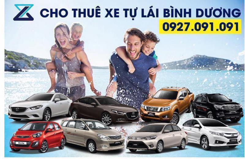 Cho thuê xe tự lái Hồ Bảo