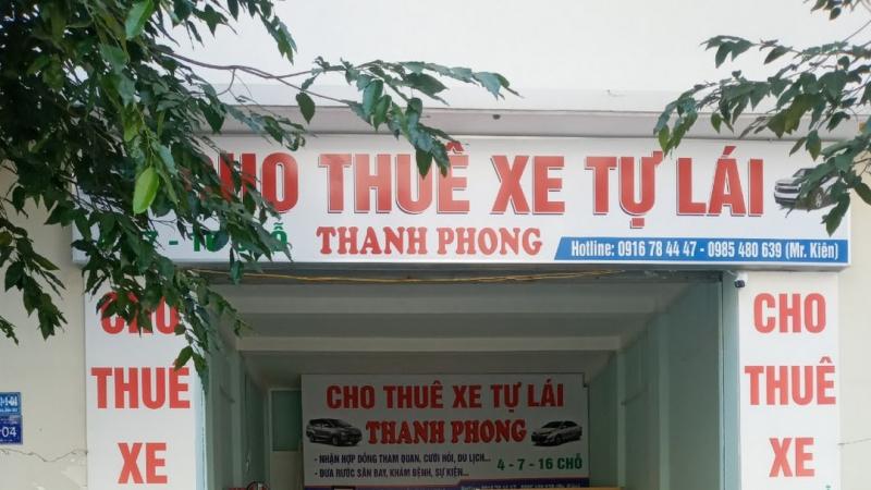 Cho thuê xe tự lái Thanh Phong