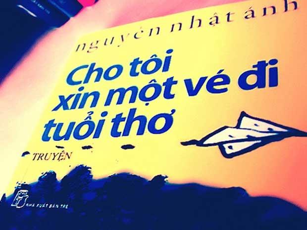 Tác giả Nguyễn Nhật Ánh