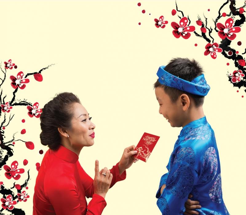Từ lâu, cho và nhận bao lì xì đã trở thành một nét văn hóa đẹp trong ngày Tết truyền thống Việt Nam