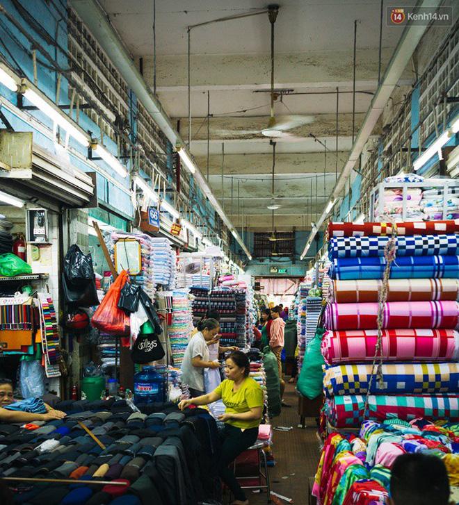Chợ vải Soái Kình Lâm