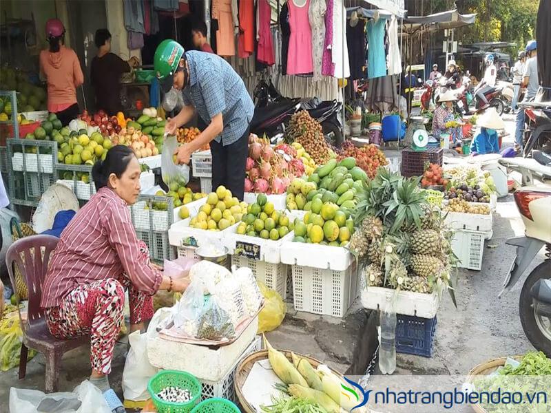Chợ Xóm Mới Nha Trang