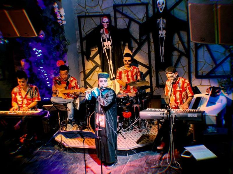 Đêm nhạc ấn tượng tại Choa cafe (Nguồn: Fanpage: Choa cafe - live music)