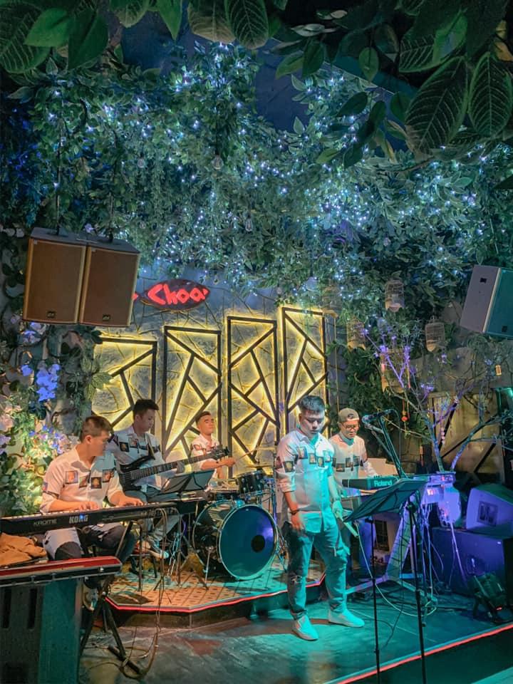 Choa Cafe - live music
