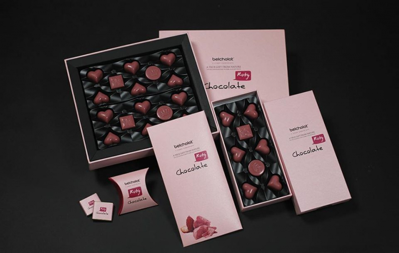 Chocolate Belcholat