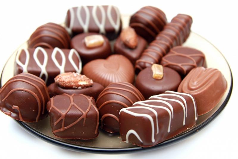 Chocolate ngọt đắng với tỉ lệ các thành phần khác nhau tạo nên đặc trưng riêng