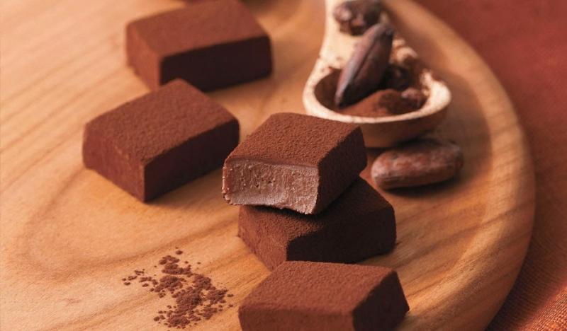 Chocolate ngọt dịu thích hợp với mọi hoàn cảnh