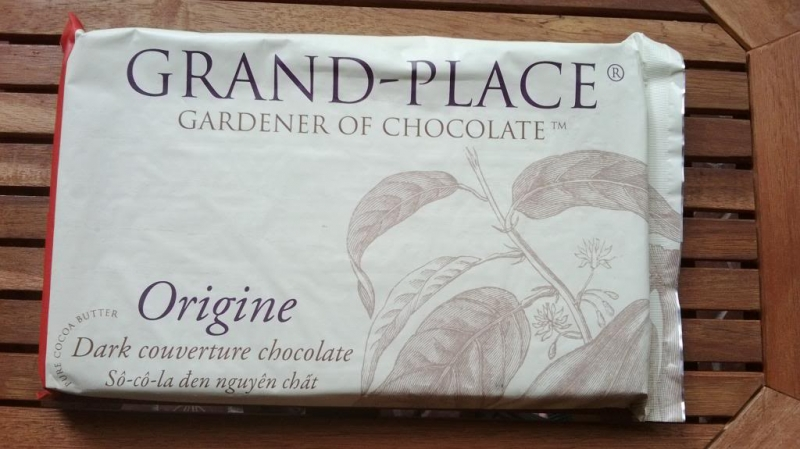 Chocolate grand chocolate nguyên chất