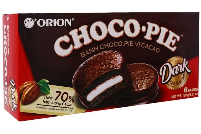 Mỗi chiếc Choco-pie Dark tinh túy, lại mang đến một trải nghiệm khó quên cho người thưởng thức