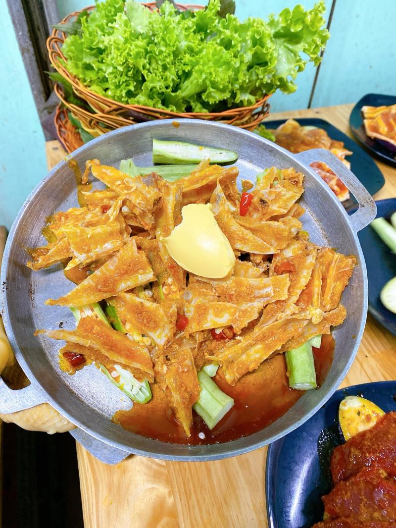 Đĩa nướng Di Linh