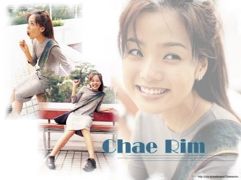 Vẻ đẹp ngọt ngào và nụ cười tỏa nắng của Chae rim
