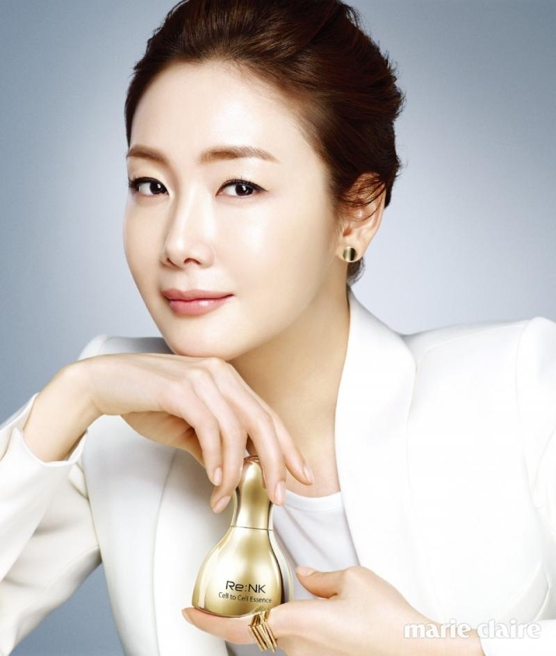 Viên ngọc của nhà YG - Choi Ji Woo (Nguồn: Sưu tầm)