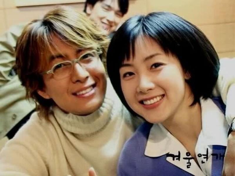 Choi Ji Woo và Bae Yong Joon