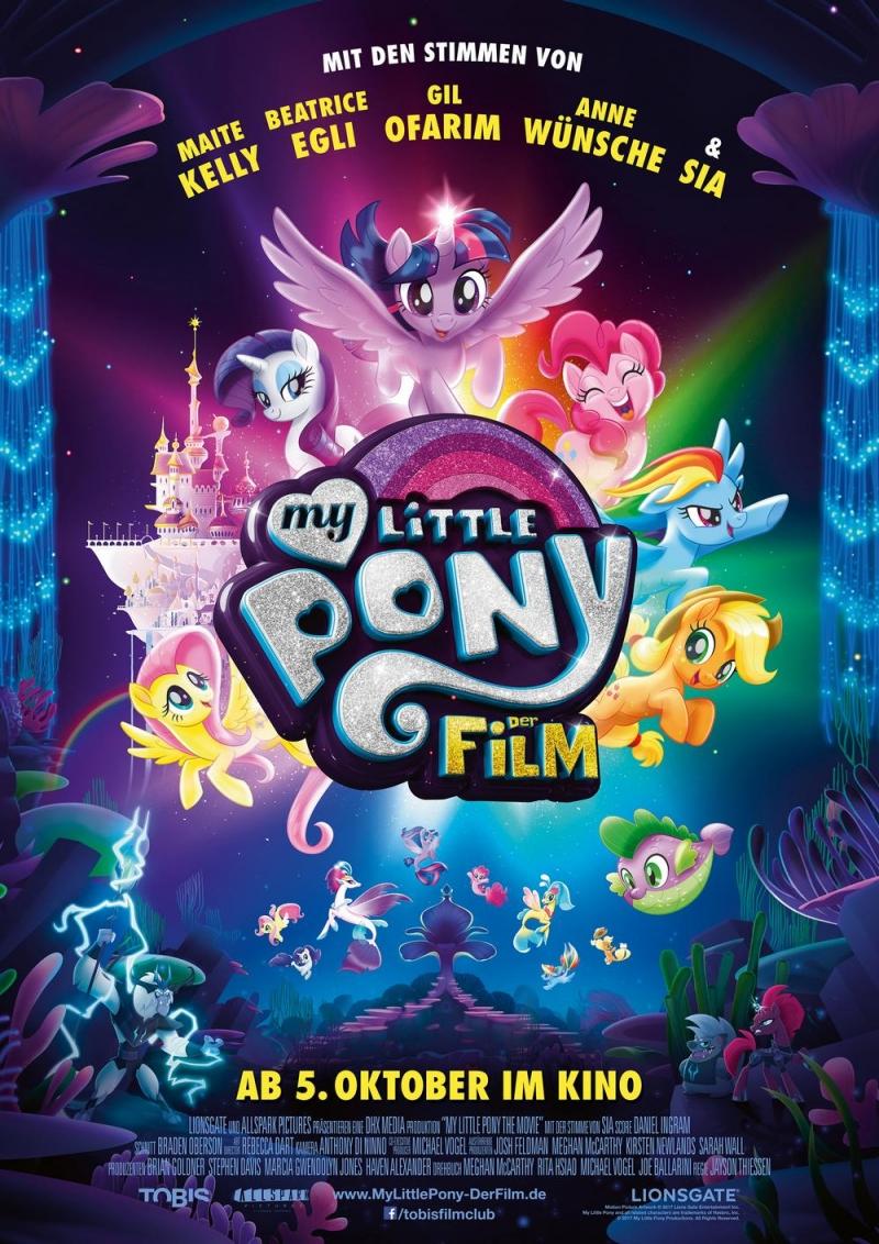 Poster Pony Bé Nhỏ