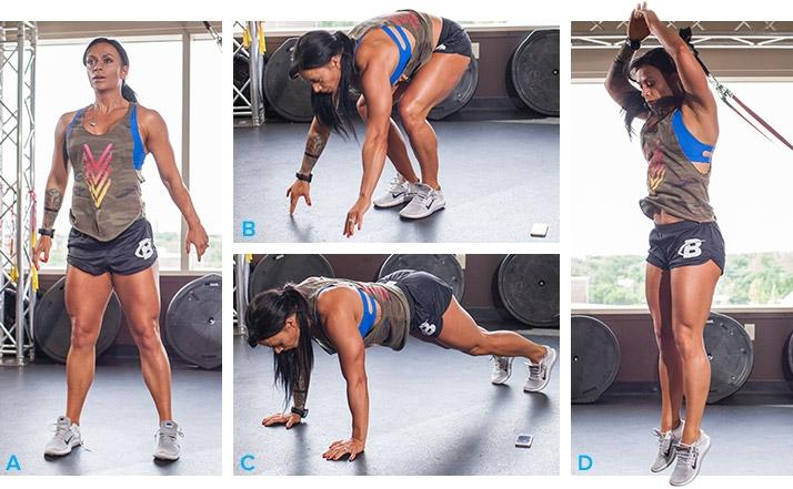 Chọn các động tác và bài tập phù hợp với cơ thể bạn