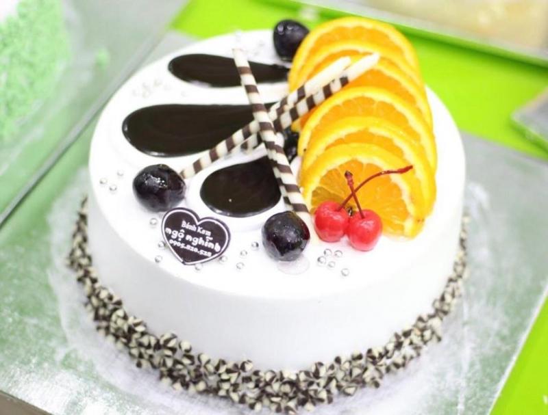 Bánh ngọt ngon