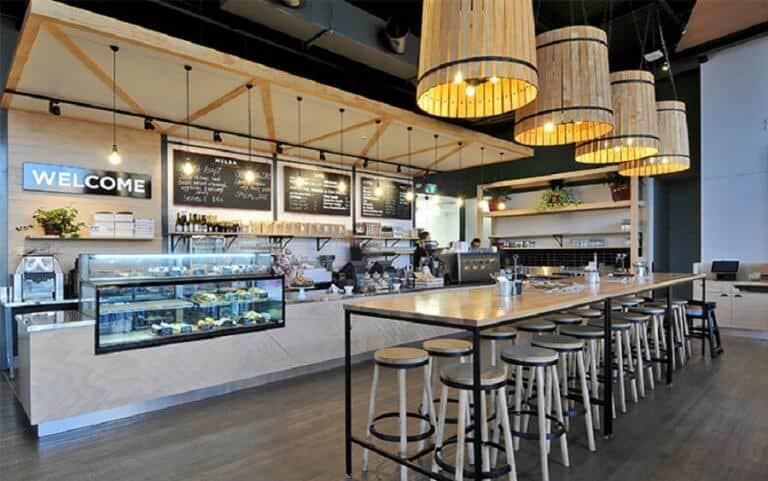 Chọn địa điểm mở quán cafe