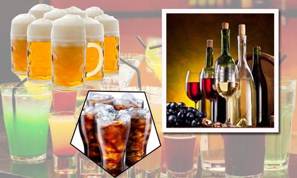 Chọn đồ uống có nồng độ cồn phù hợp