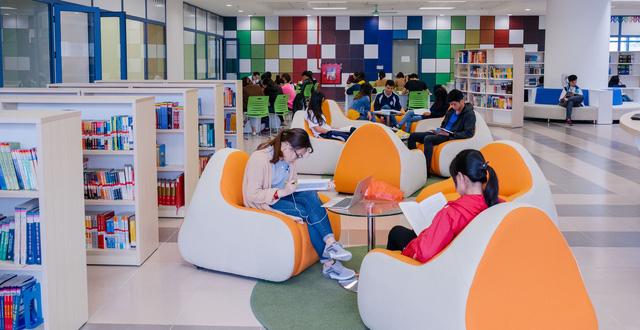 Học trong thư viện