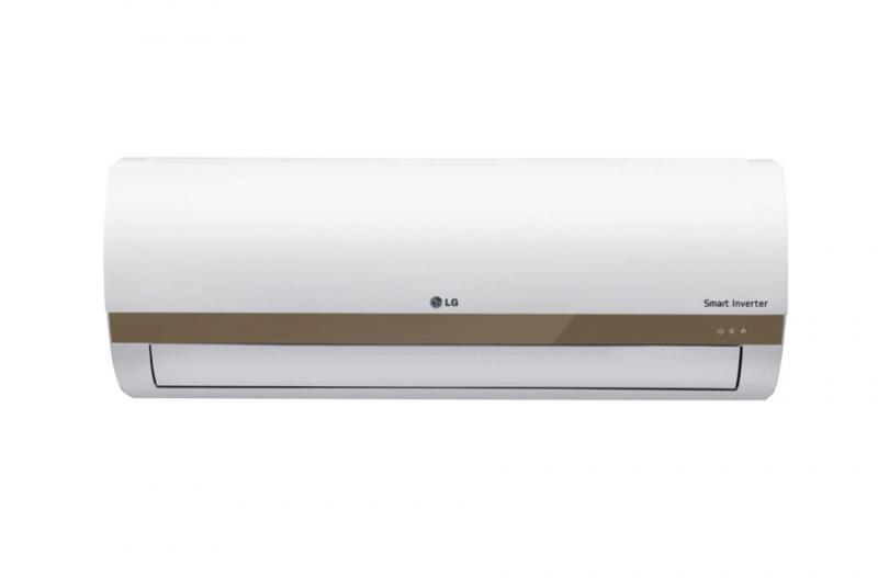 Máy lạnh LG B10ENC sử dụng công nghệ Iverter