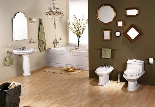Chọn những phòng trọ có nhà vệ sinh riêng