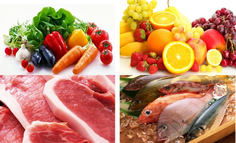 Chọn thực phẩm sạch