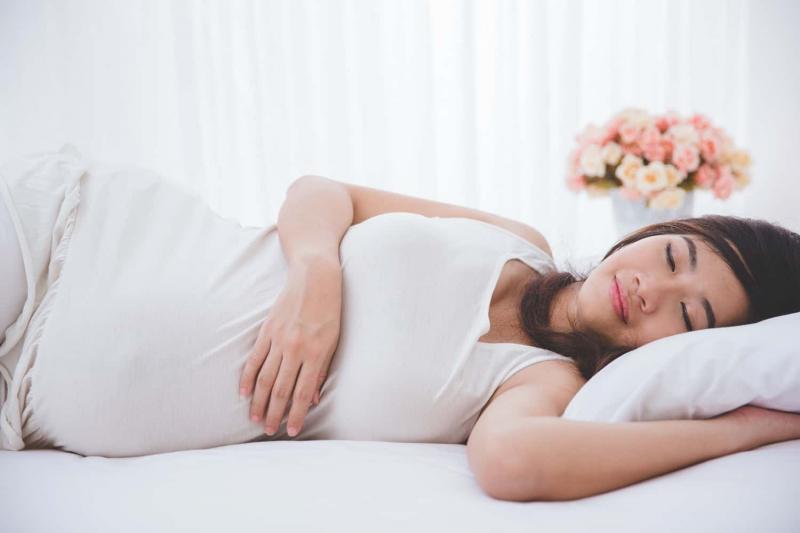 Nằm ngửa là cách tốt nhất để giảm chứng mất ngủ