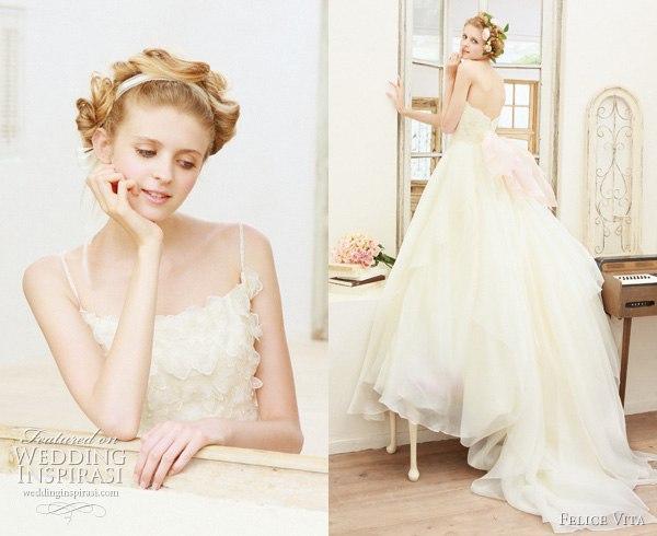 Chọn váy cưới phù hợp với không gian tổ chức đám cưới.