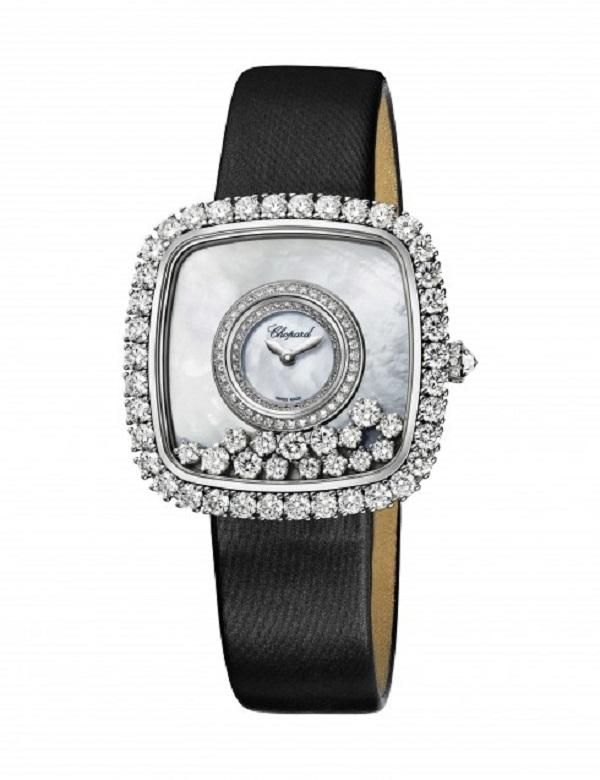 Mẫu đồng hồ độc đáo Happy Diamonds của Chopard