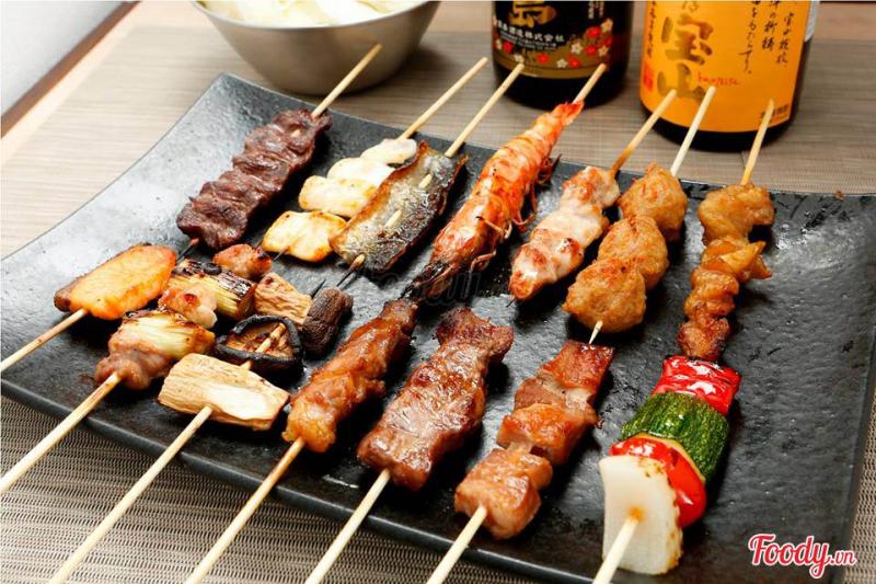 Chouchin - Cơm Niêu & Món Xiên Nướng Nhật