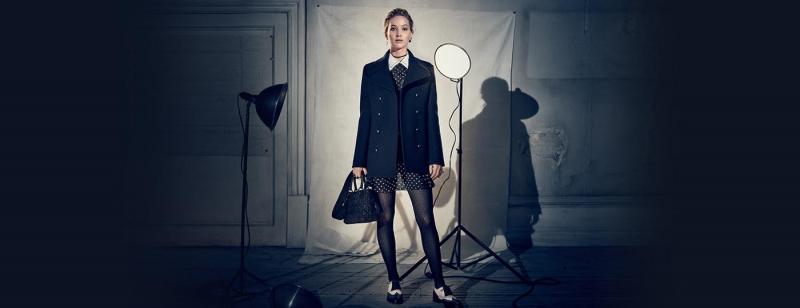 Chiếc túi xách thuộc thương hiệu Christian Dior