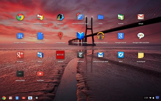 Chrome OS là một hệ điều hành rất đáng để sử dụng