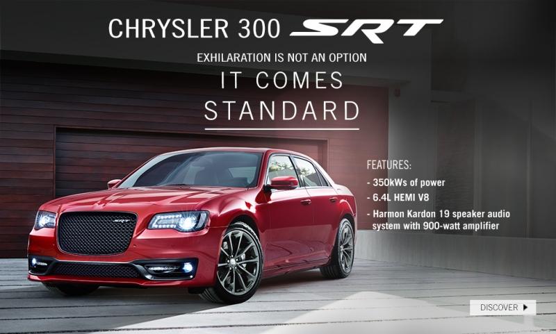 Mẫu xe của Chrysler