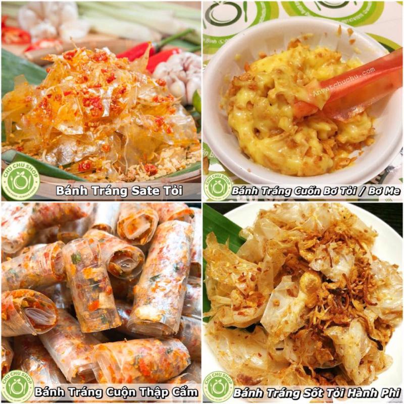 Top 8 shop bán đồ ăn vặt nổi tiếng nhất TP.HCM