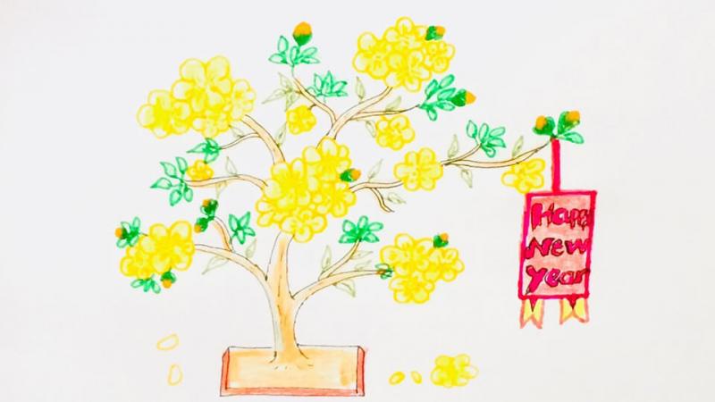 Chủ đề hoa mai