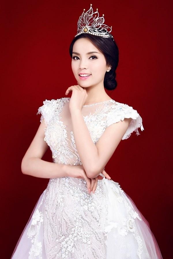 Hoa hậu Kỳ Duyên - ĐH Ngoại Thương
