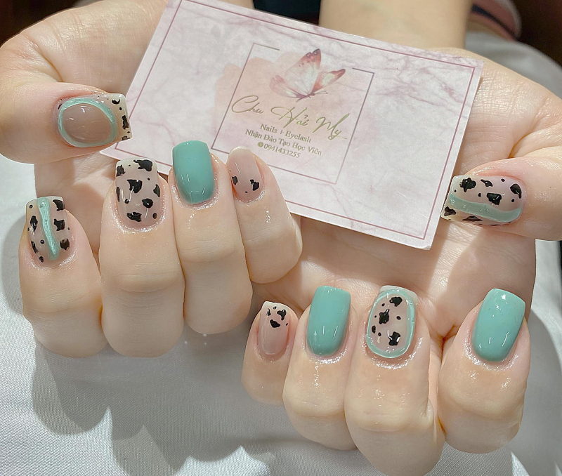 Chu Hải My Nail