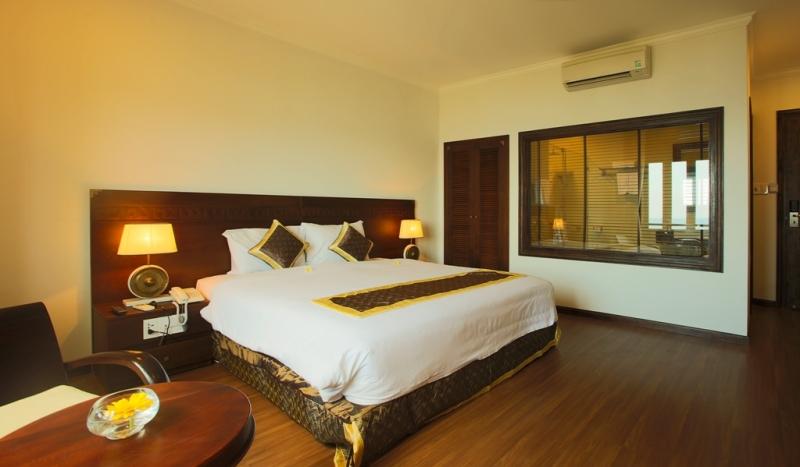 Phòng nghỉ của Chu Hotel