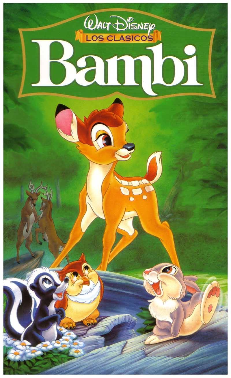 Chú nai Bambi (1942)