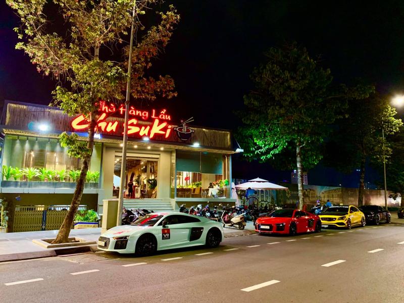 Nhà hàng Chu Suki Biên Hòa