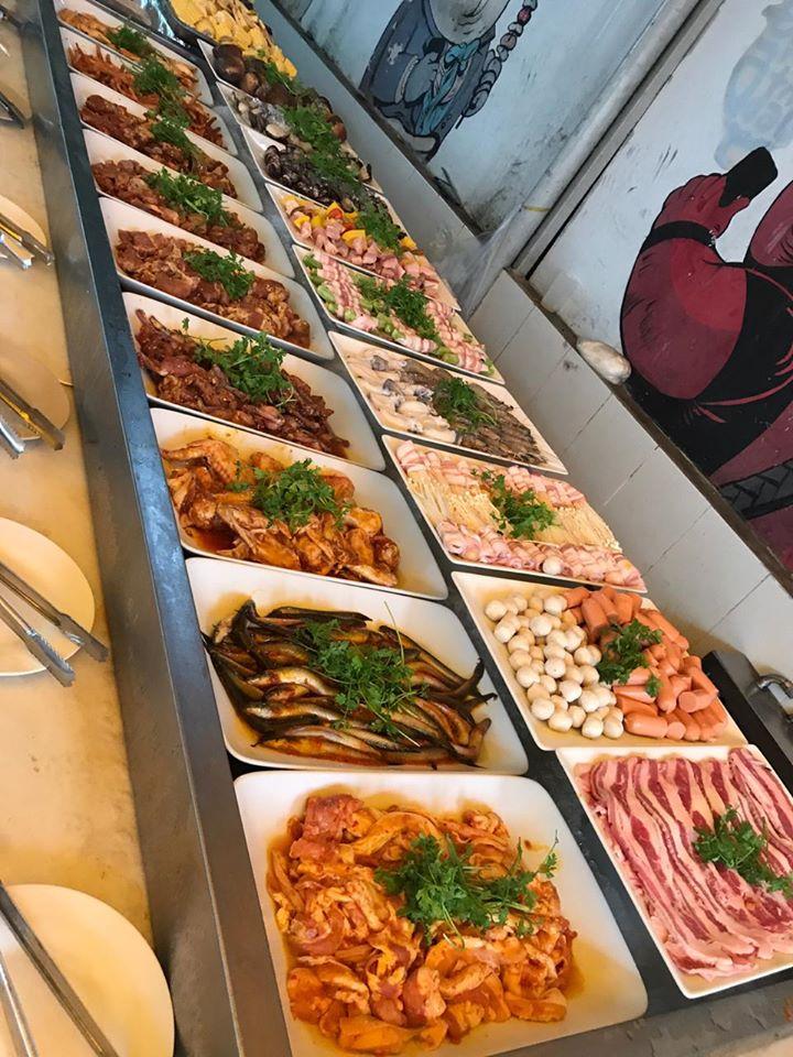 Chú Tèo Buffet – Dương Quảng Hàm
