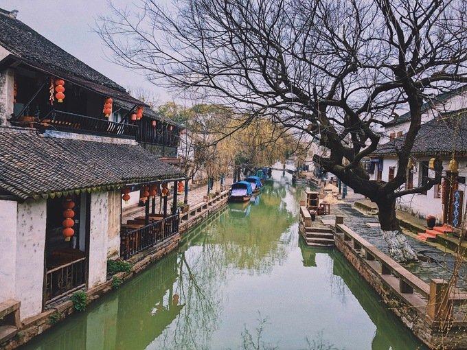 Chu Trang, Trung Quốc