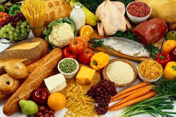 Thực đơn phong phú, bổ sung nhiều protein, sắt, vitamin, kẽm giúp đậu thai dễ dàng hơn