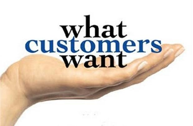 Chú ý đến điều khách hàng muốn