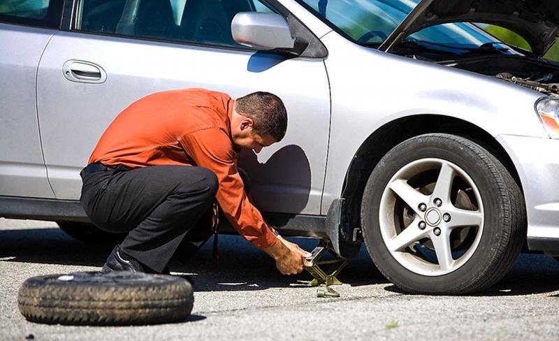 Chú ý đến lốp xe